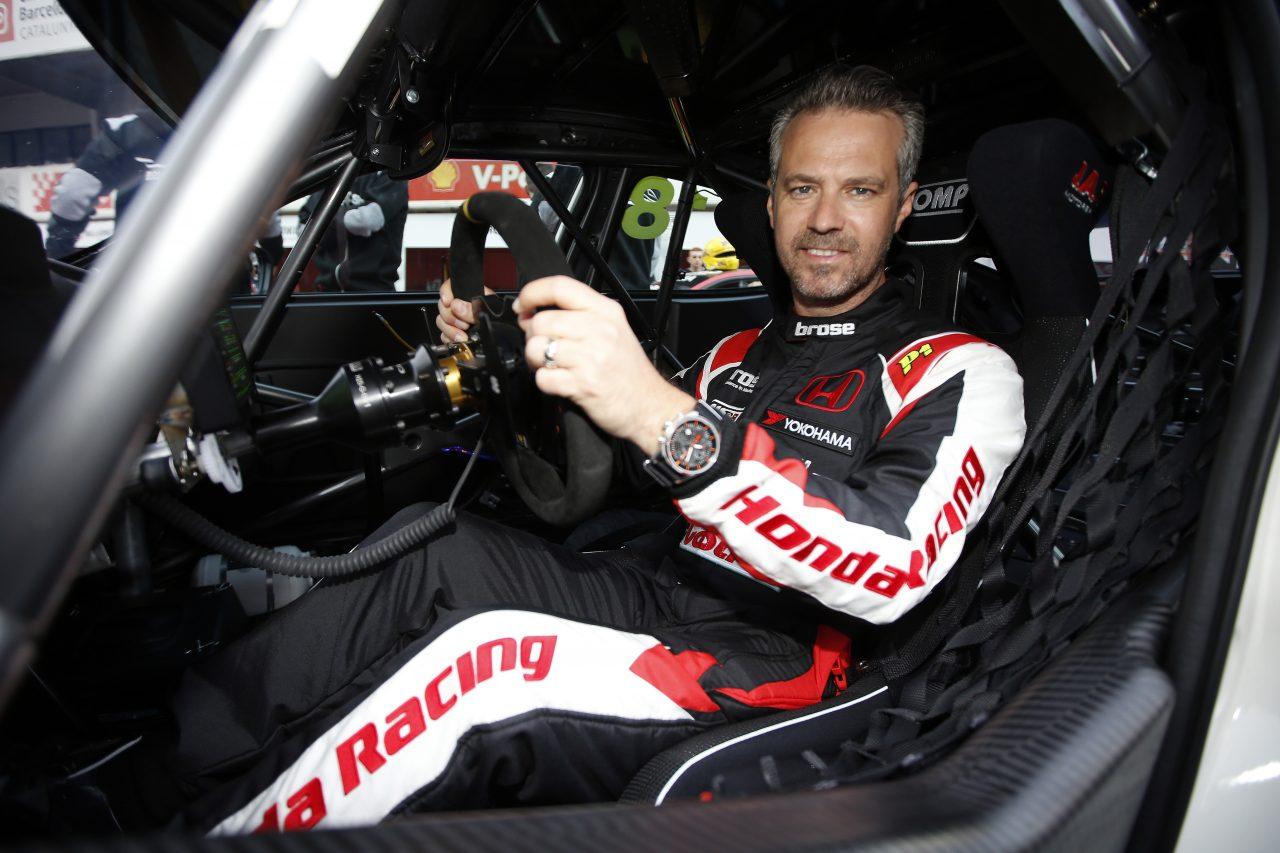Tiago Monteiro, racingline, racinglinehu, racingline.hu, honda