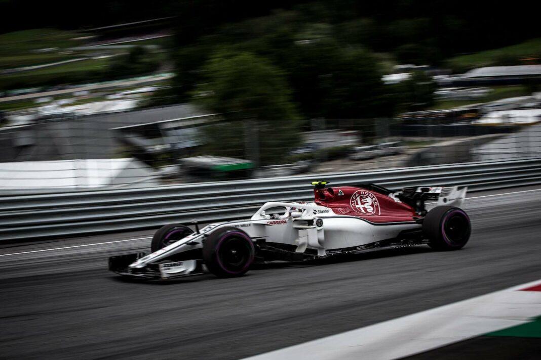 Sauber, Racingline