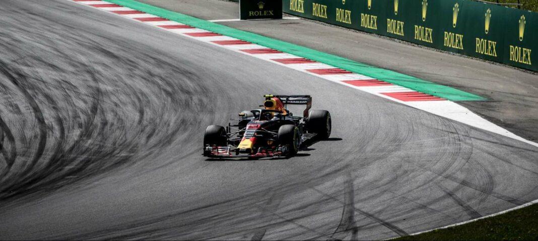 Red Bull, Racingline