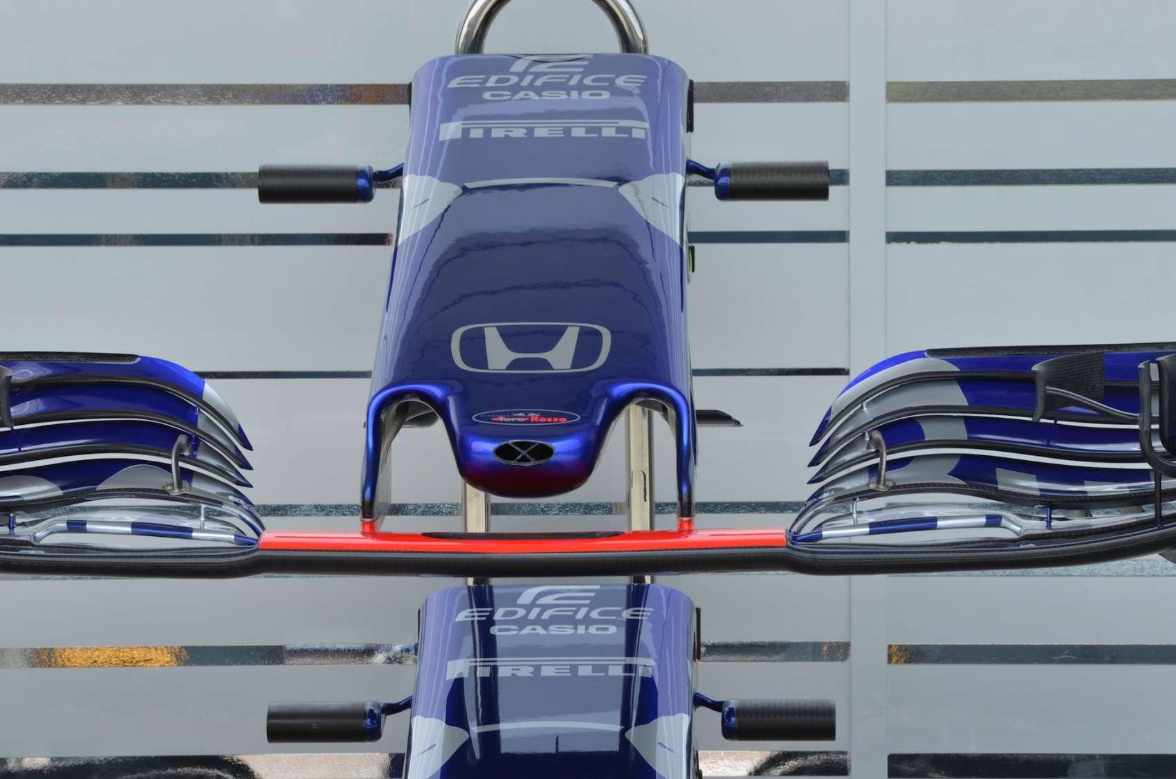 Honda, Racingline