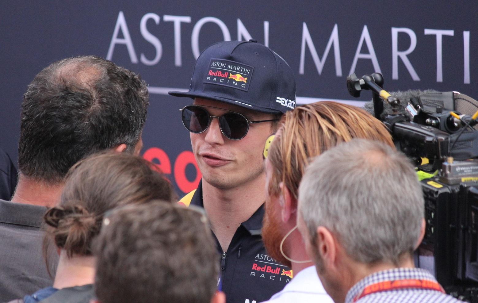 Max Verstappen, Racingline, racinglinehu, racingline.hu