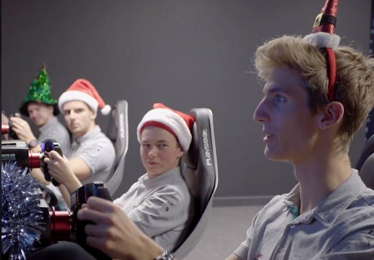 Bereznay Dani, karácsony, racingline, racingline.hu, racinglinehu