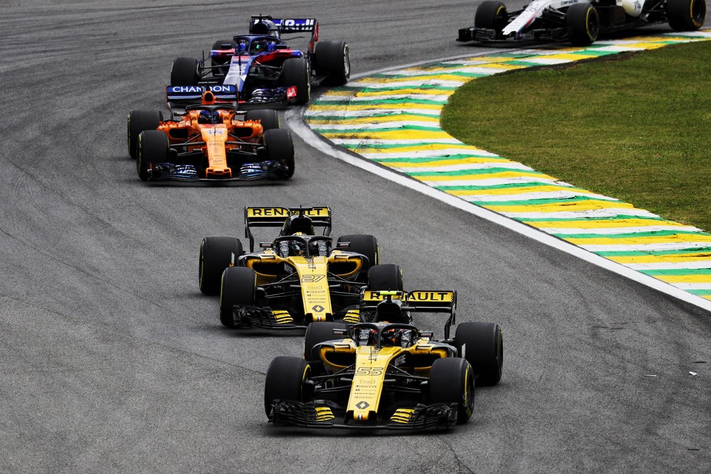 Renault, Interlagos