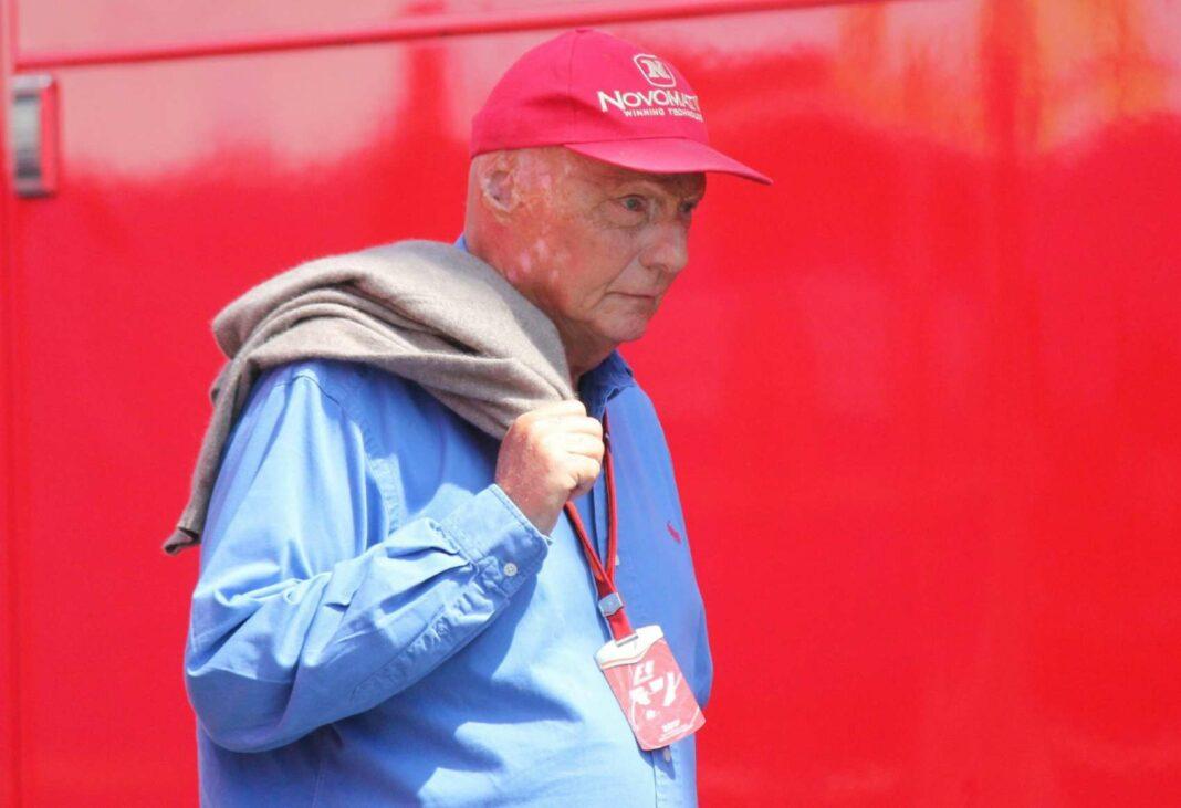 Lauda, Racingline