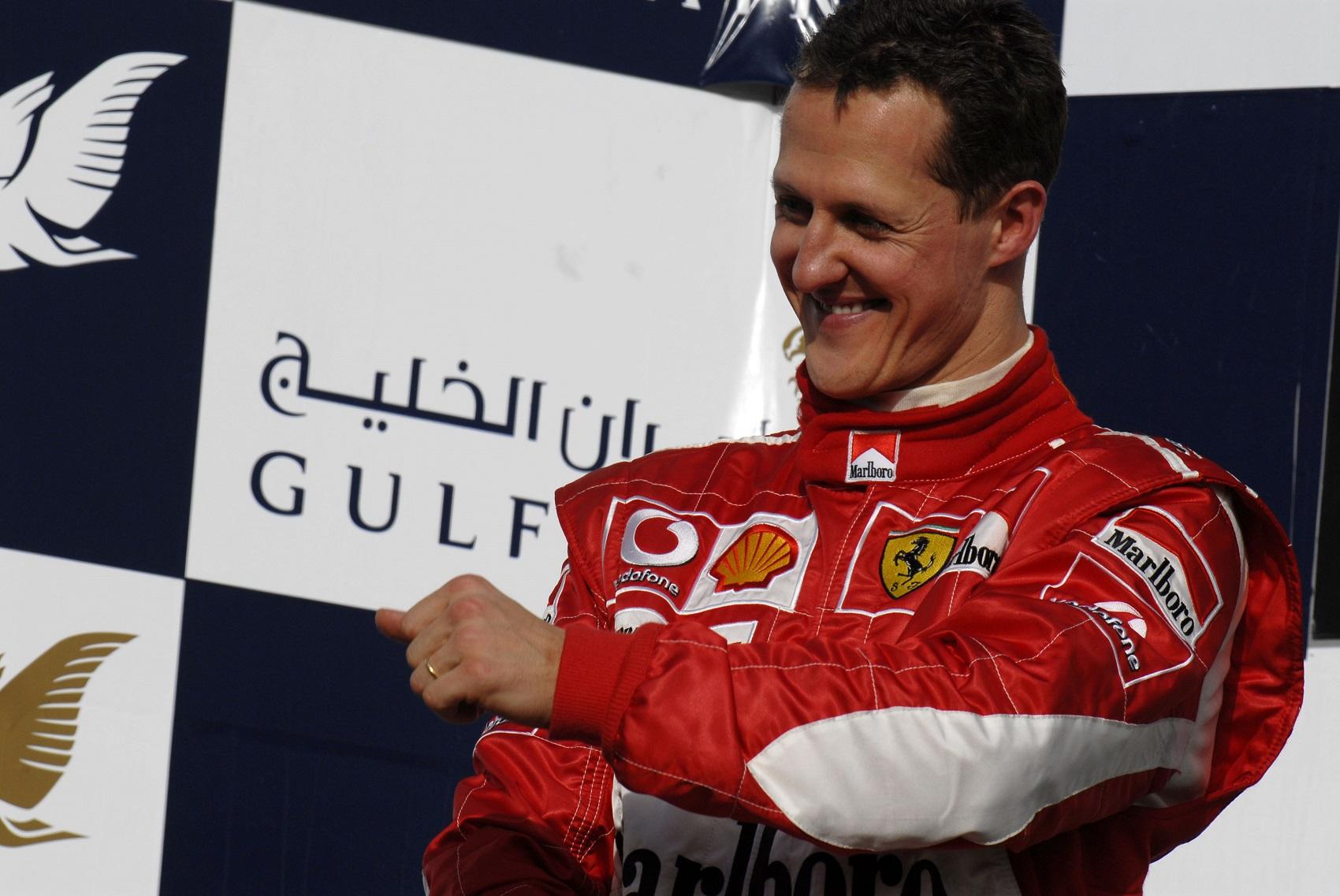 Michael Schumacher racingline.hu, racingline, racinglinehu