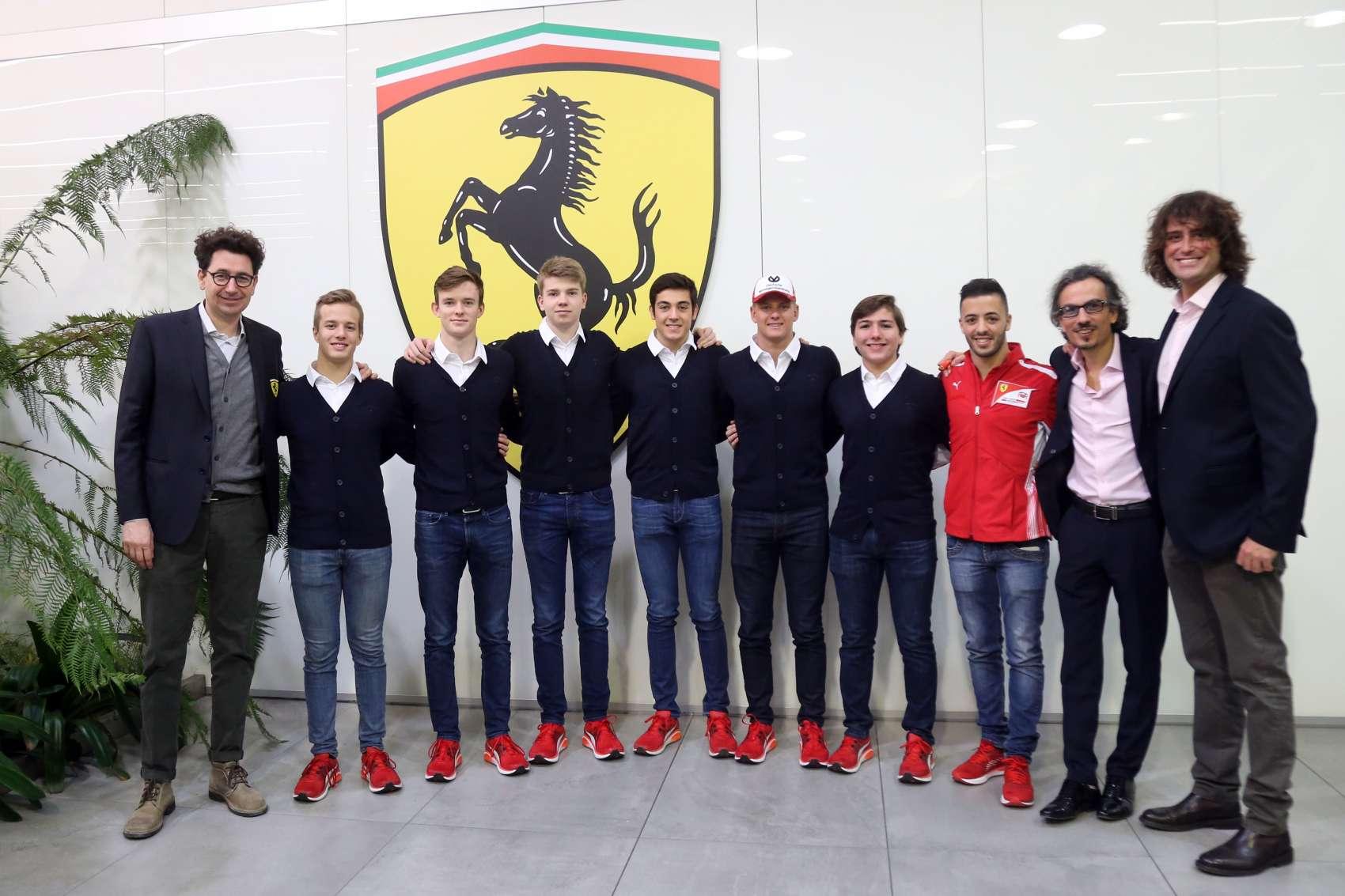 ferrari, mick schumacher, racingline, racinglinehu. racingline.hu