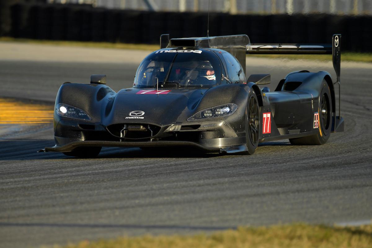 Mazda Oliver Jarvis