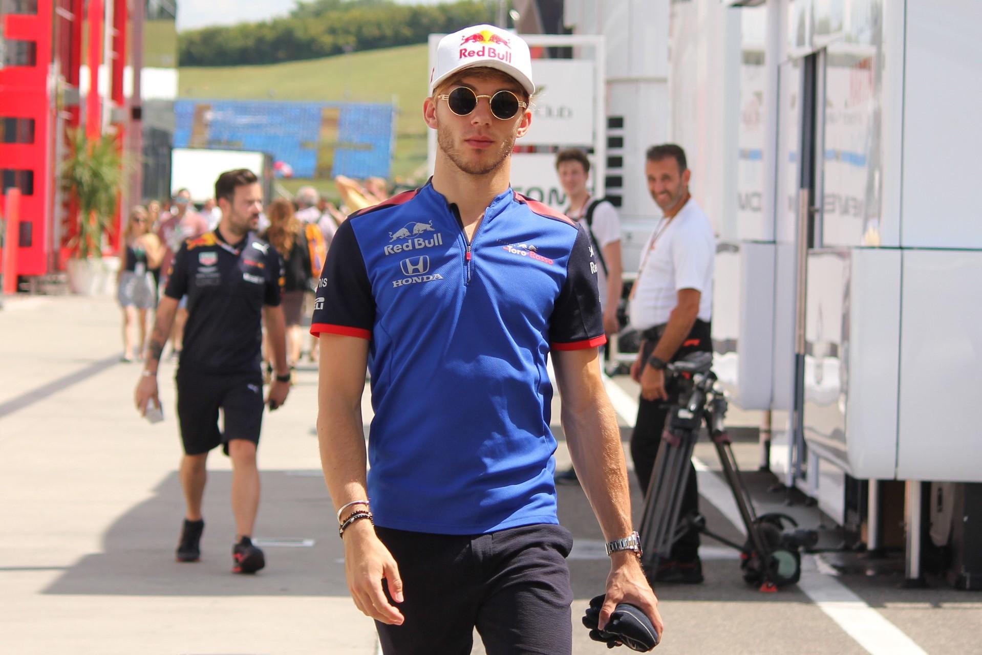 Pierre Gasly racingline, racinglinehu, racingline.hu