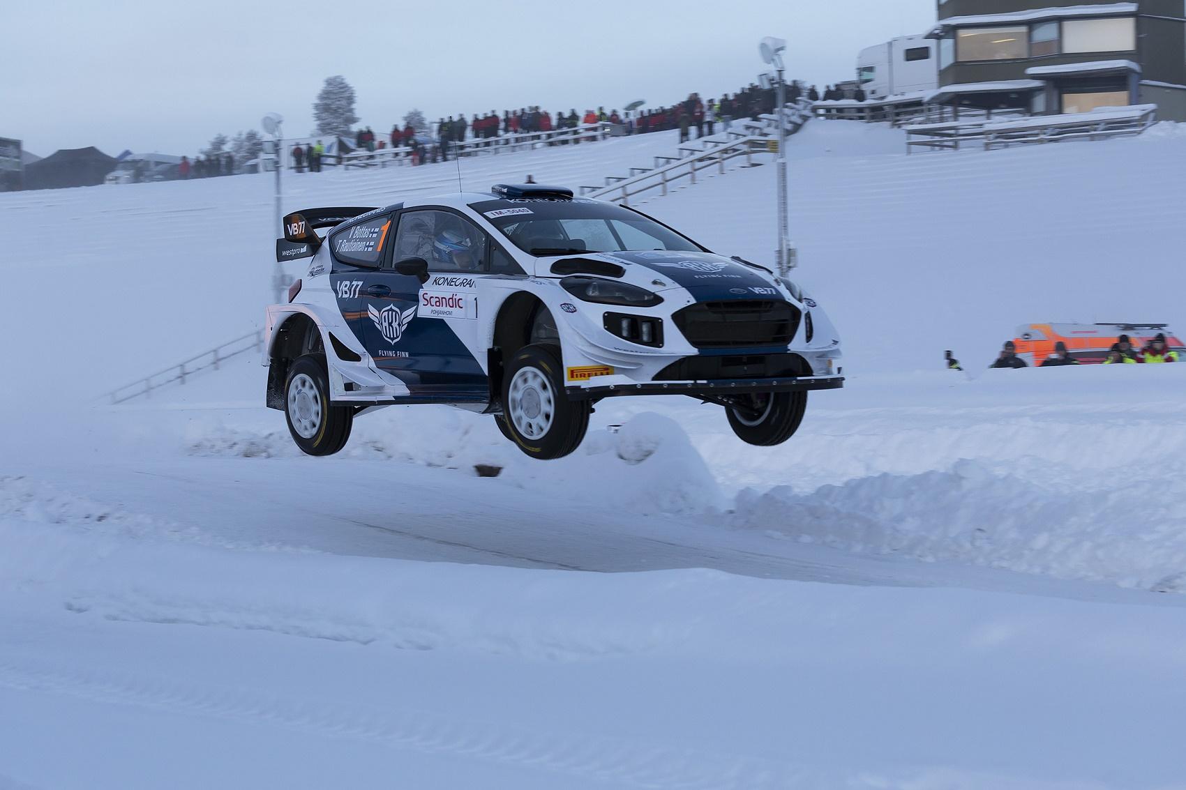 Valtteri Bottas, arctic lapland rally, racingline, racinglinehu, racingline,hu