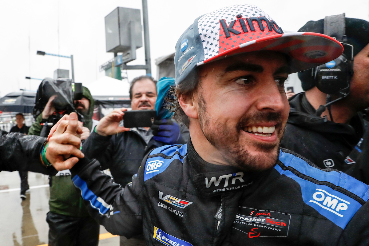 Alonso, Daytona 24,racingline, racinglinehu, racingline,hu
