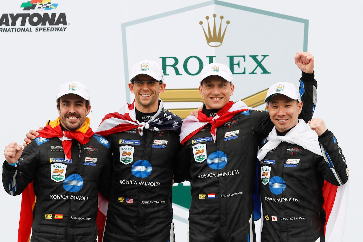 daytona 24h 2019, Alonso, racingline.hu