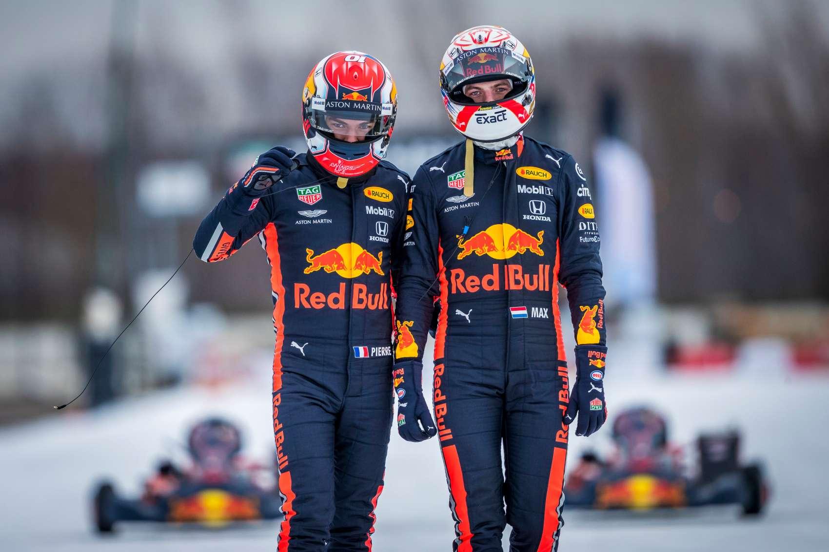 Verstappen, Gasly, racingline. racinglinehu, racingline.hu