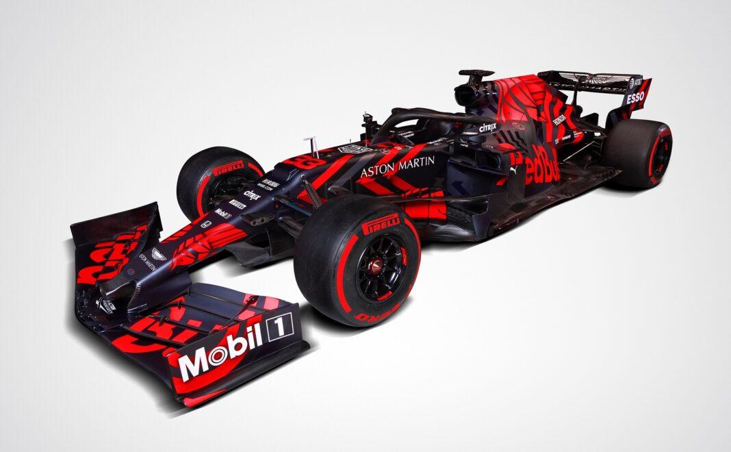 Red Bull RB15 racingline. racinglinehu, racingline.hu