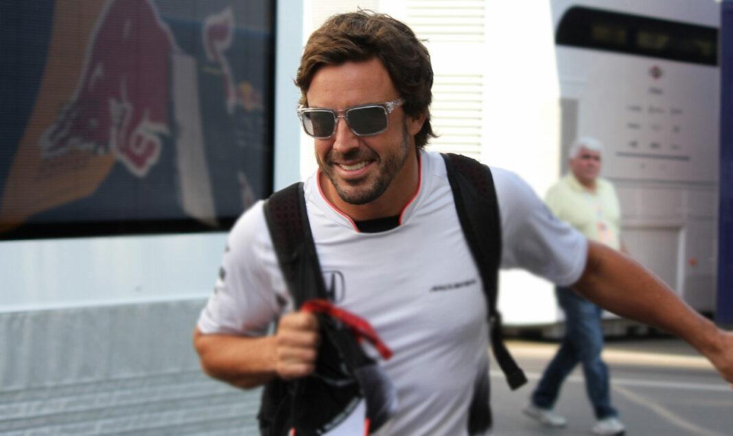 Fernando Alonso racingline, racinglinehu, racingline,hu