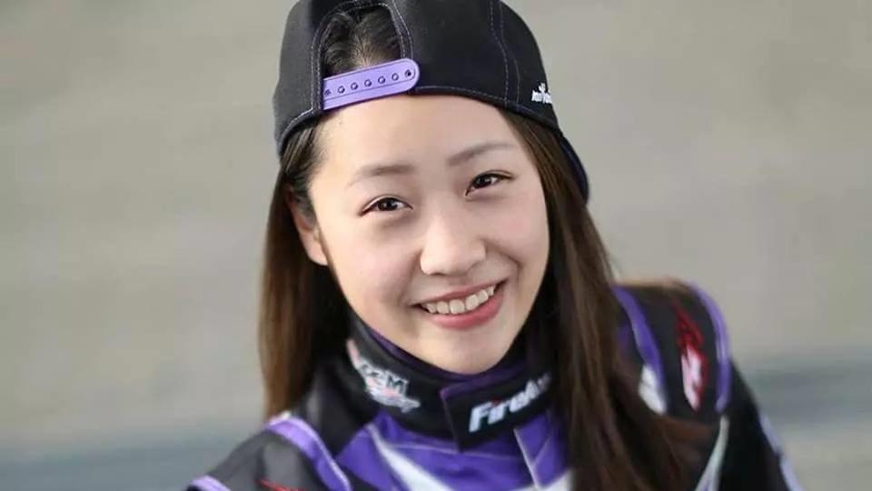 Miki Koyama, asian f3, racinglinehu, racingline, racingline.hu