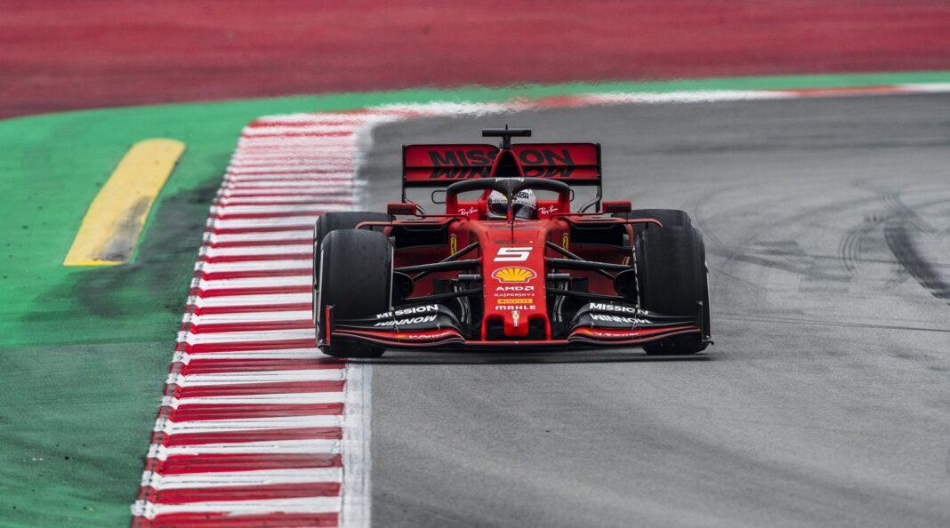 Sebastian Vettel Ferrari racinglinehu, racingline, racingline.hu
