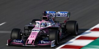 Sergio Perez, Racing Point, acingline. racinglinehu, racingline.hu