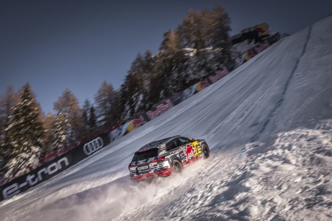 Audi e-tron racingline, racinglinehu, racingline.hu
