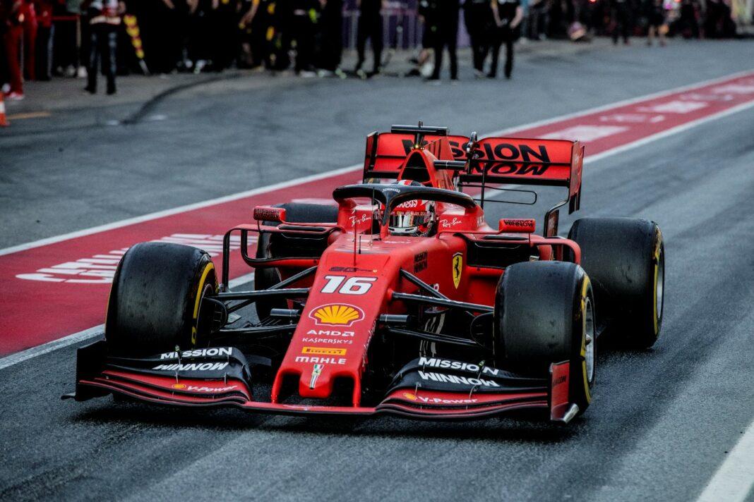 Leclerc, Ferrari
