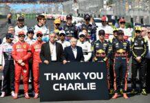 Charlie Whiting, Thank you Charlie, racingline, racinglinehu, racingline.hu