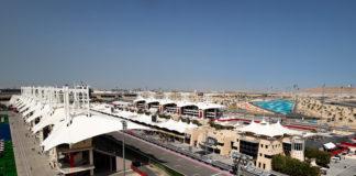 Bahrein, Racingline