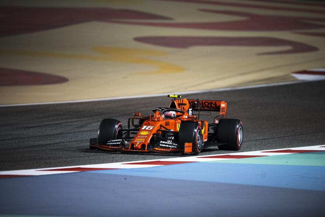 kvalifikáció Charles Leclerc racingline, racingilnehu, racingline.hu