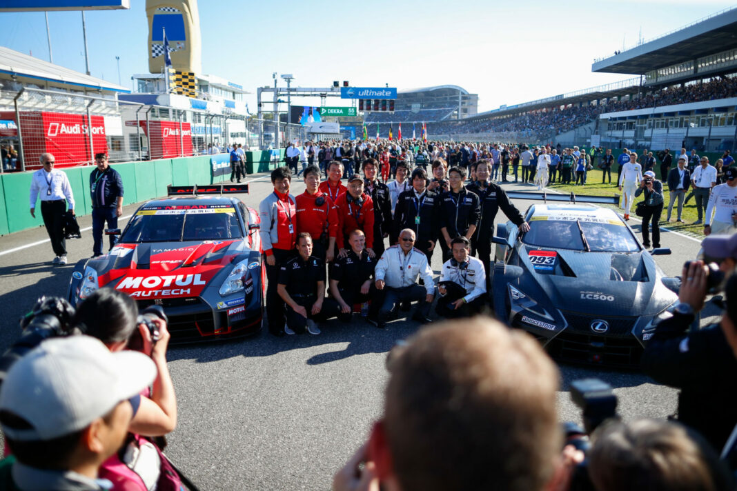 DTM, Super GT, racingline.hu
