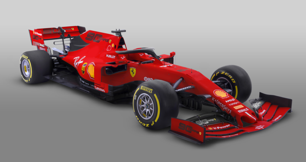 Ferrari 90 years racingline. racinglinehu, racingline.hu