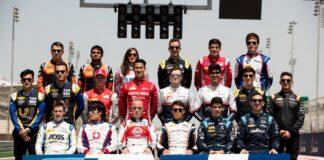 Formula 2 racingline, racinglinehu, racingline.hu