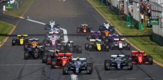 Ausztrál Nagydíj, Racingline