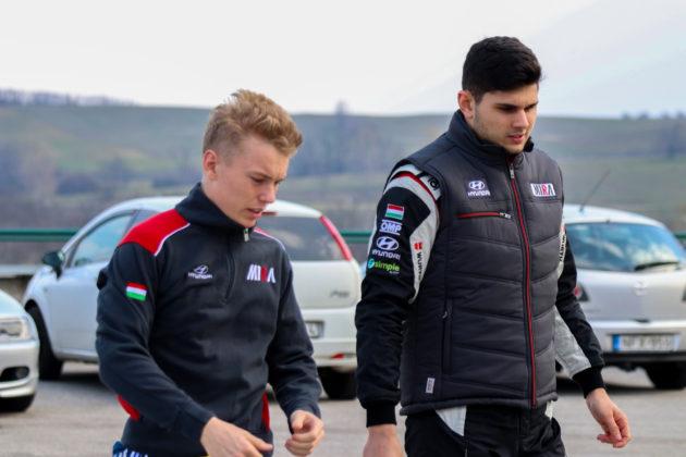 M1RA Nagy Dani, Luca Engstler, racingline, racinglinehu, racingline.hu