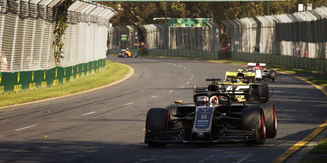 Romain Grosjean Haas racingline, racinglinehu, racingline.hu