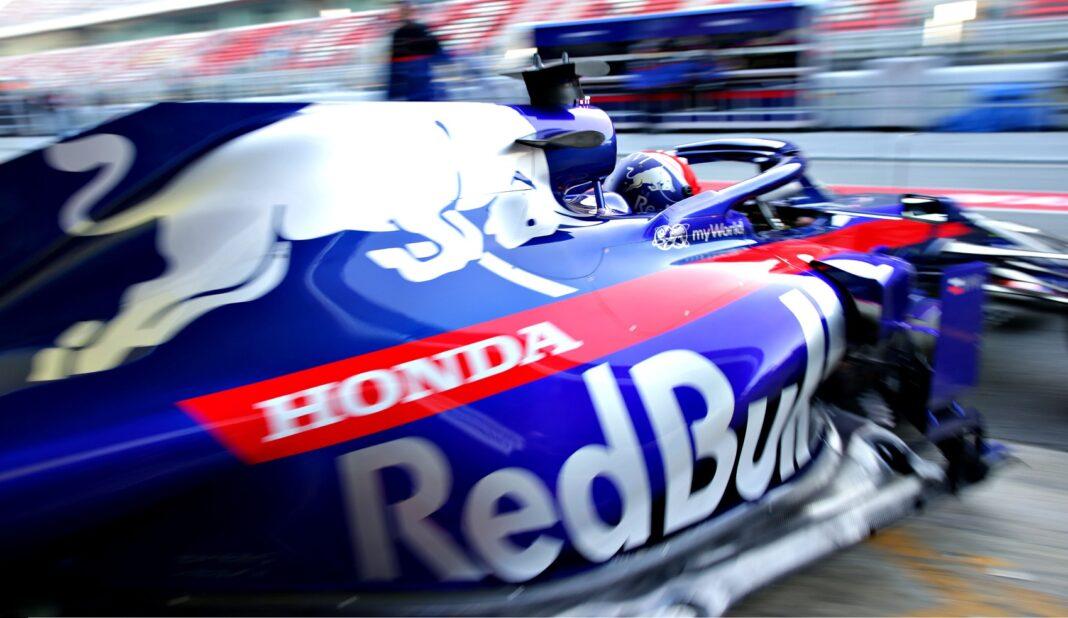 Toro Rosso Honda Kvyat Kvjat racingline, racinglinehu, racingline.hu