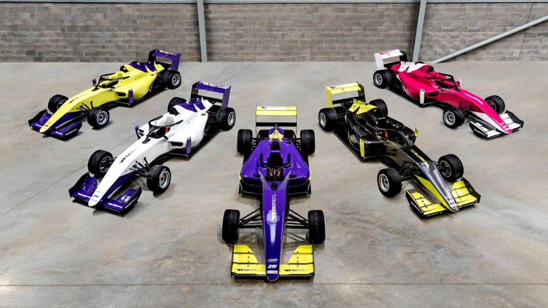 W Series racingline. racinglinehu, racingline.hu