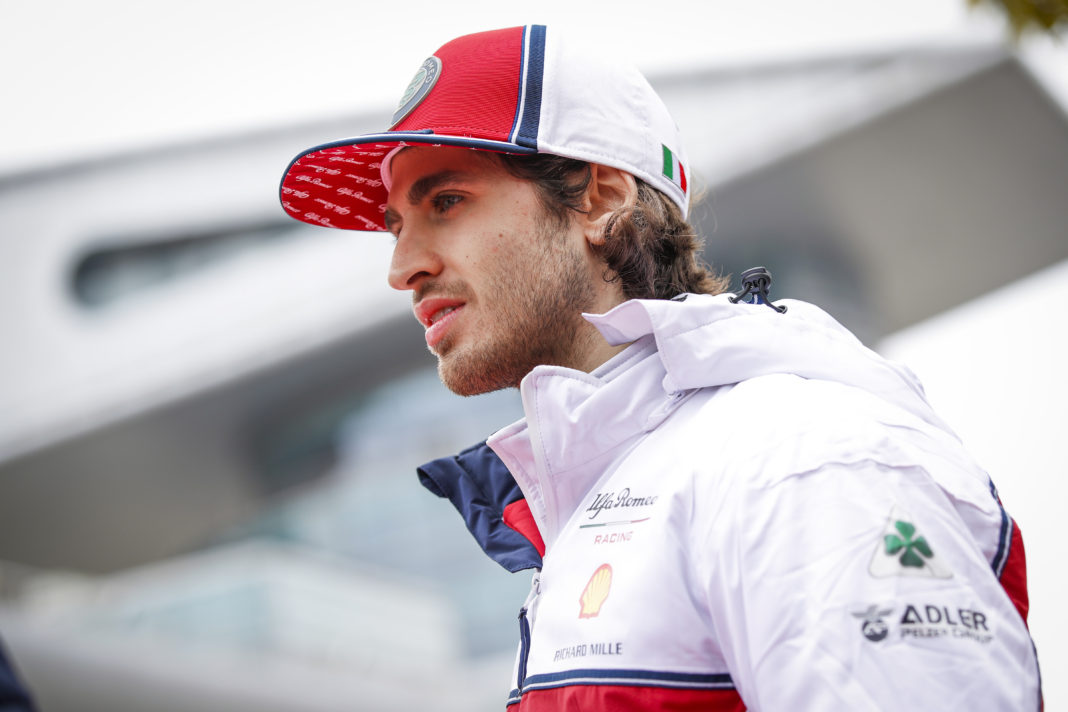 Giovinazzi, racingline, racingilnehu, racingline.hu