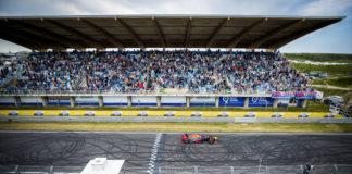 Zandvoort, Hamilton, Racingline