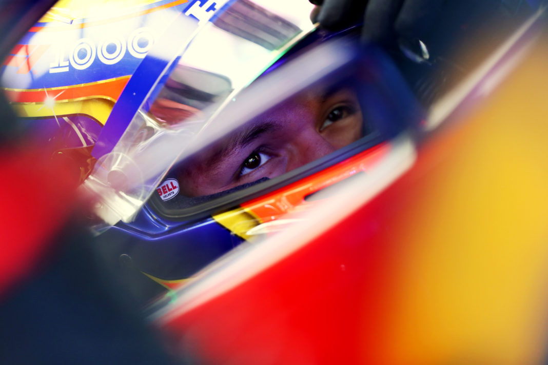 alexander albon, racingline.hu
