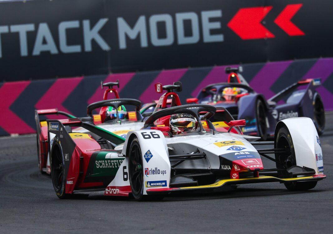 Formula E, Audi racingline, racinglinehu, racingline.hu
