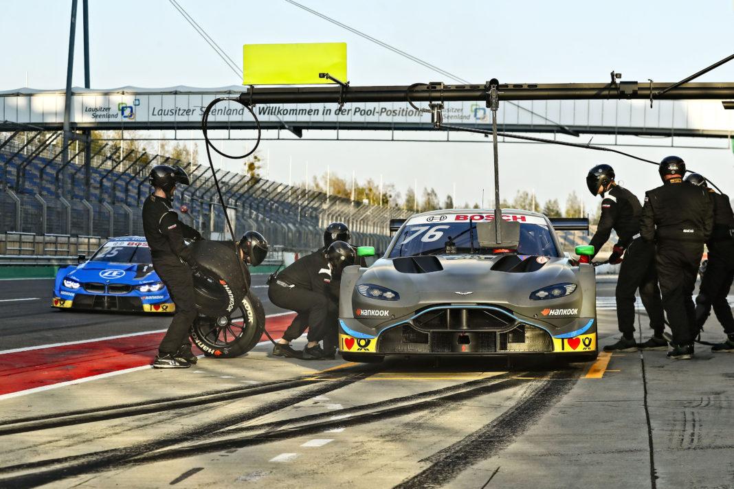 Aston Martin, Racingline