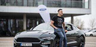 Ford Mustang Bullitt Kiss Gergely, racingline, racinglinehu, racingline.hu