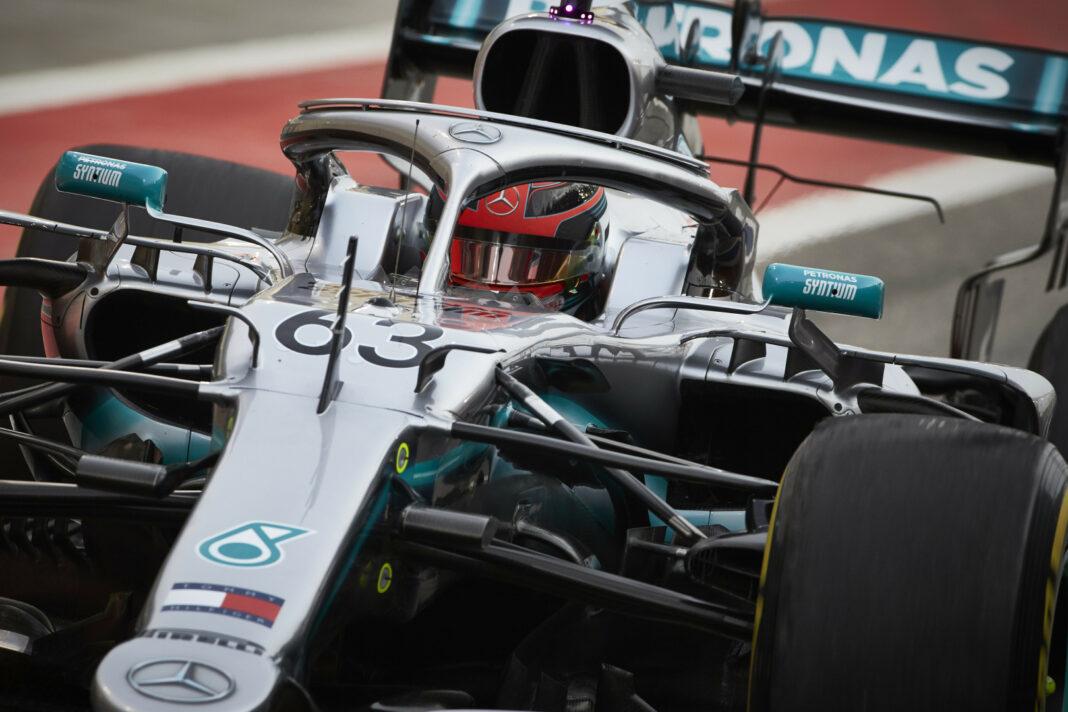 George Russell, Mercedes, racingline, racingilnehu, racingline.hu