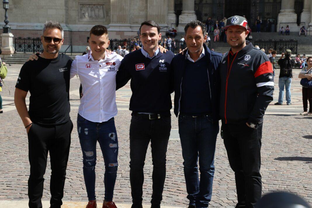Riberio, Huff, Michelisz, Tassi, Priaulx