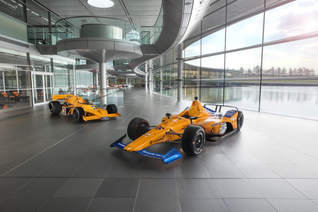 McLaren, Fernando Alonso, racingline.hu