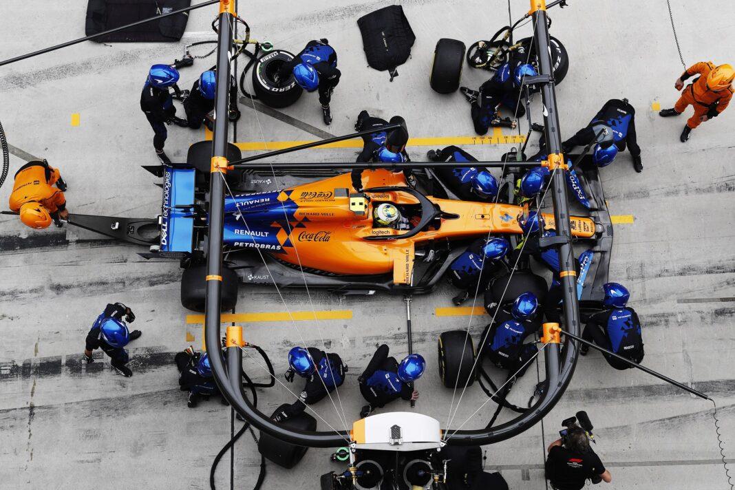Lando Norris, McLaren MCL34,