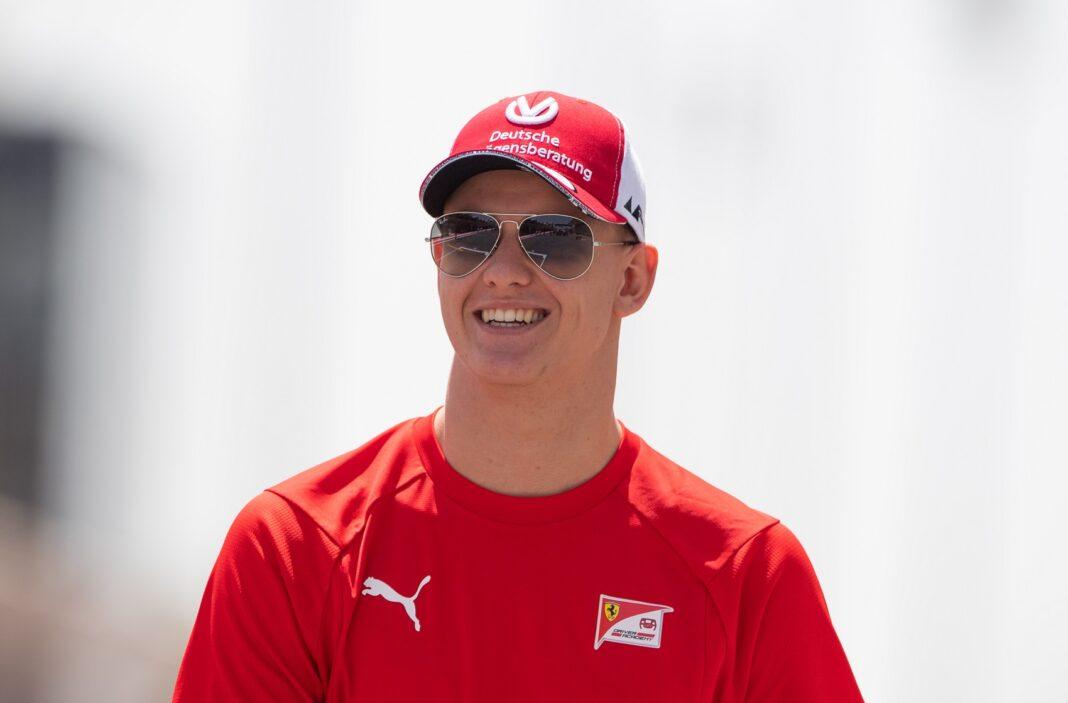 Mick Schumacher racingline, racinglinehu, racingline.hu