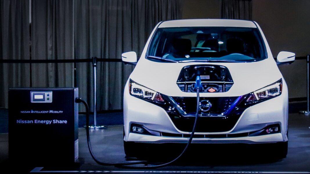 elektromos autó, Nissan racingline, racingilnehu, racingline.hu