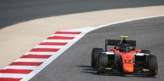 Formula 2, Raghunathan, Racingline
