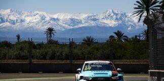 WTCR audi vernay racingline, racinglinehu, racingline.hu