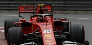 Ferrari, Racingline