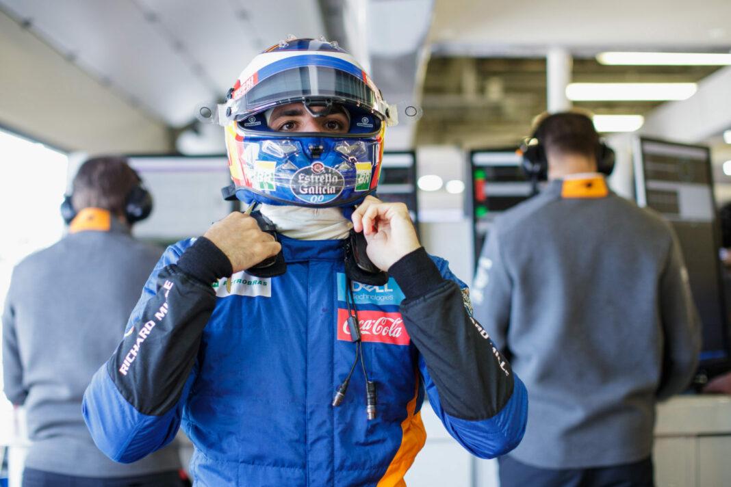 Sainz, racingline.hu
